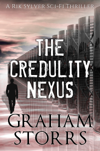 The Credulity Nexus - a sci-fi thriller by Graham Storrs