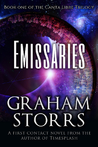 Emissaries - a space opera by Graham Storrs