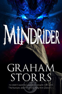Midrider - an urban sci-fi novel by Graham Storrs